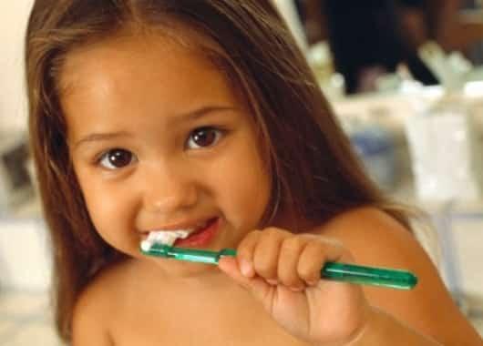 gyermek fogmosas