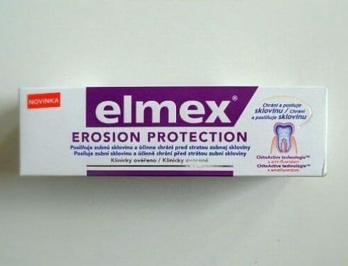 Kipróbáltuk: Elmex Erosion Protection fogkrém – Nesze semmi…?