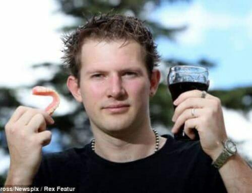 Kóla függősége miatt veszítette el fogait a 25 éves fiú