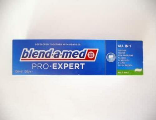 Kipróbáltuk: Blend-a-med Pro-Expert All in 1 fogkrém – Átlagos, de szerethető