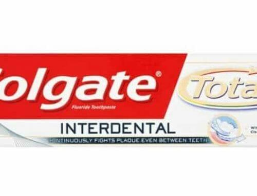 Kipróbáltuk: Colgate Total Pro-Interdental fogkrém – A fogselymedet azért ne dobd ki!