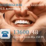 November: A szájüregi rák elleni küzdelem hónapja – Segítsünk együtt!