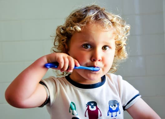 gyermekkori fogszuvasodas