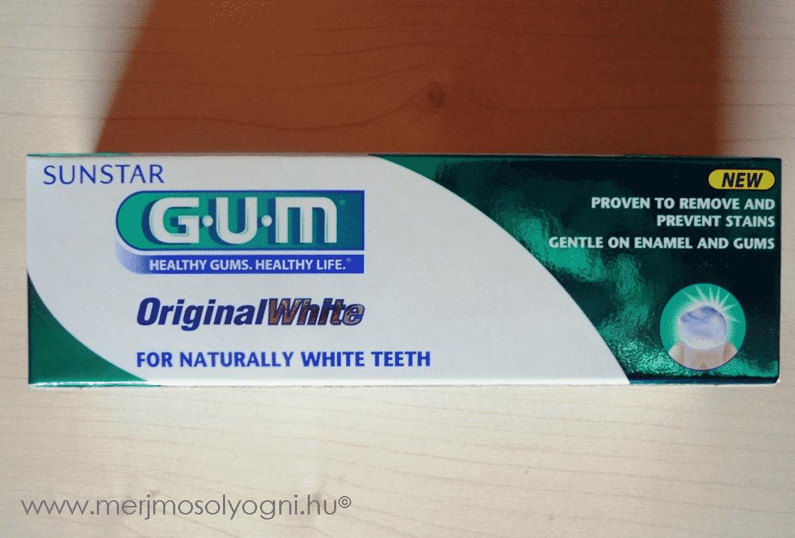 gum original white fogkrem