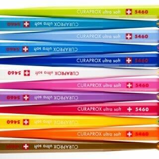 Curaprox CS 5460 színkavalkád.