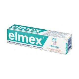 Elmex Sensitive Plus fogkrém, 75 ml.