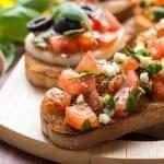 A zöldségekben gazdag mediterrán konyha segít a rákos megbetegedések megelőzésében. /Kép: dental-tribune.com/