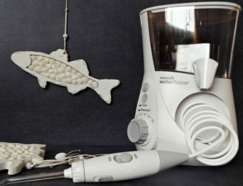 Kipróbáltuk: Waterpik Ultra Professional szájzuhany – A víz erejével