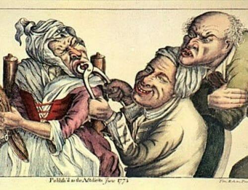 32 megdöbbentő kép a fogászat múltjából