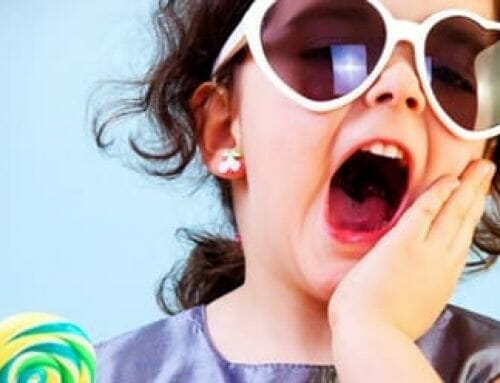 Gyermekkori fogszuvasodás kialakulása, kezelése