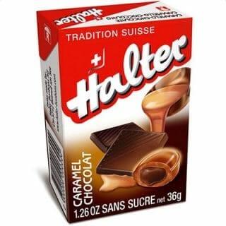 halter bonbon csokolades karamell
