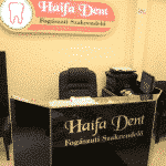 Haifa Dent fogászat – Budapest, V. Ker.