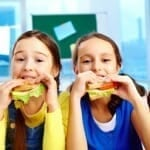 Egészséges fogak az iskolában