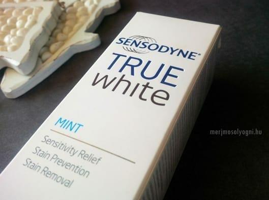 sensodyne true white