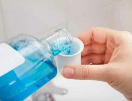 5 biztos érv a szájvíz használata mellett