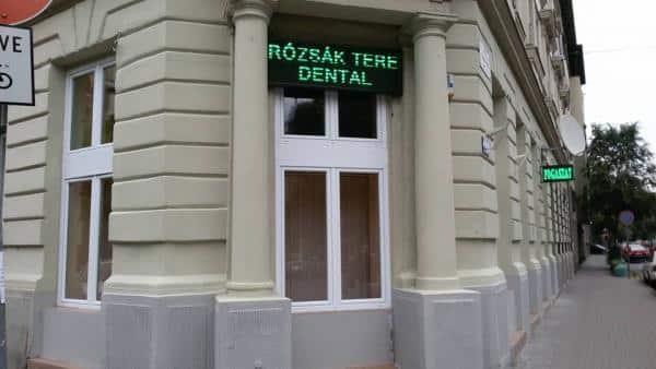 Rózsák tere Dentál – Budapest VII. kerület