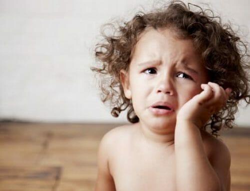 Gyermekkori afta kialakulása, kezelése