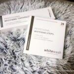 Kipróbáltuk: WhiteWash fogfehérítő csík – Kíméletes fehérítés