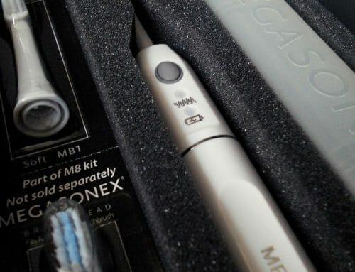 Kipróbáltuk: Megasonex ultrahangos fogkefe (videóval)