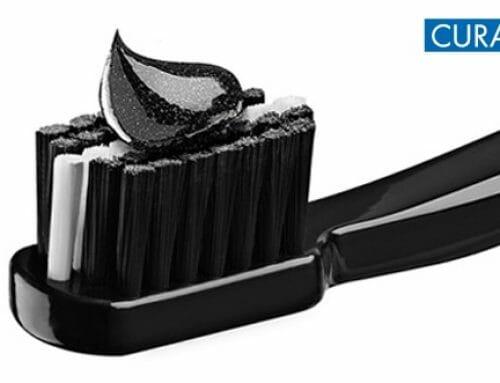 Fehérítő hatású fekete fogkrém? Cool!