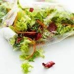 A bolti salátakeverékekben gyakoribb a szalmonella baktérium
