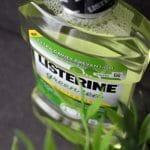 Kipróbáltuk: Listerine Green Tea szájvíz